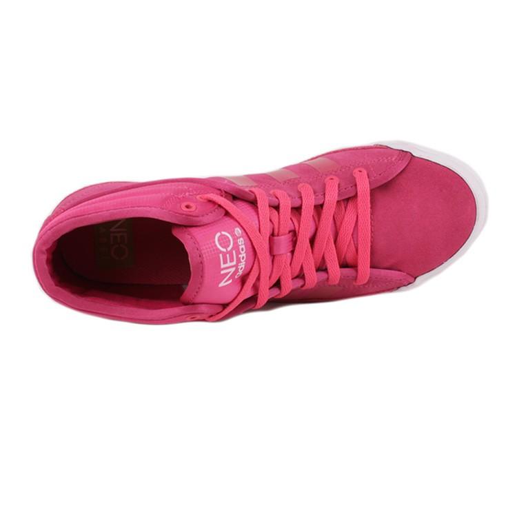 Adidas Neo Schuhe Damen Schwarz Pink
