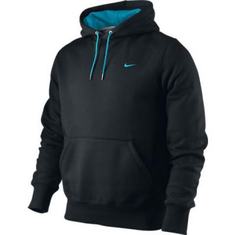 Nike-Fleece-Classic-PO-Hoody-Sweatshirt-Kapuzenpullover-Hoodie-Sweater-S-XL