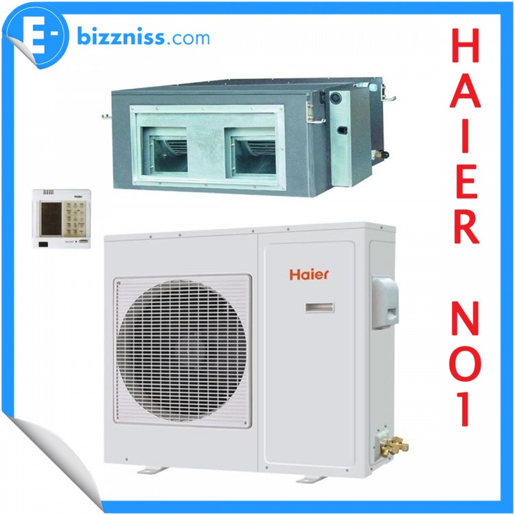 haier mono split klimaanlage kanalger t 24000 btu 7 kw ebay. Black Bedroom Furniture Sets. Home Design Ideas