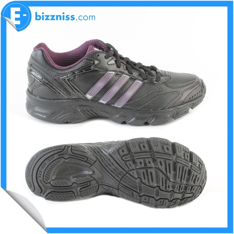adidas performance duramo 3 leather w damen leder running schuhe ebay. Black Bedroom Furniture Sets. Home Design Ideas