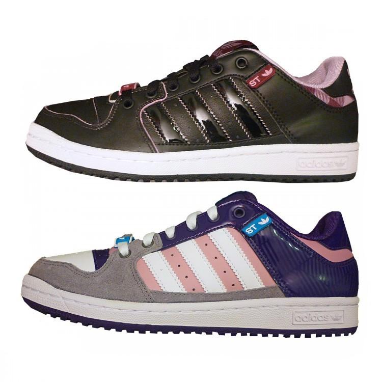 Due Basso Colori Adidas Originali Decennio Basso Due San W Le Donne Formatori Scarpe e9ec0c