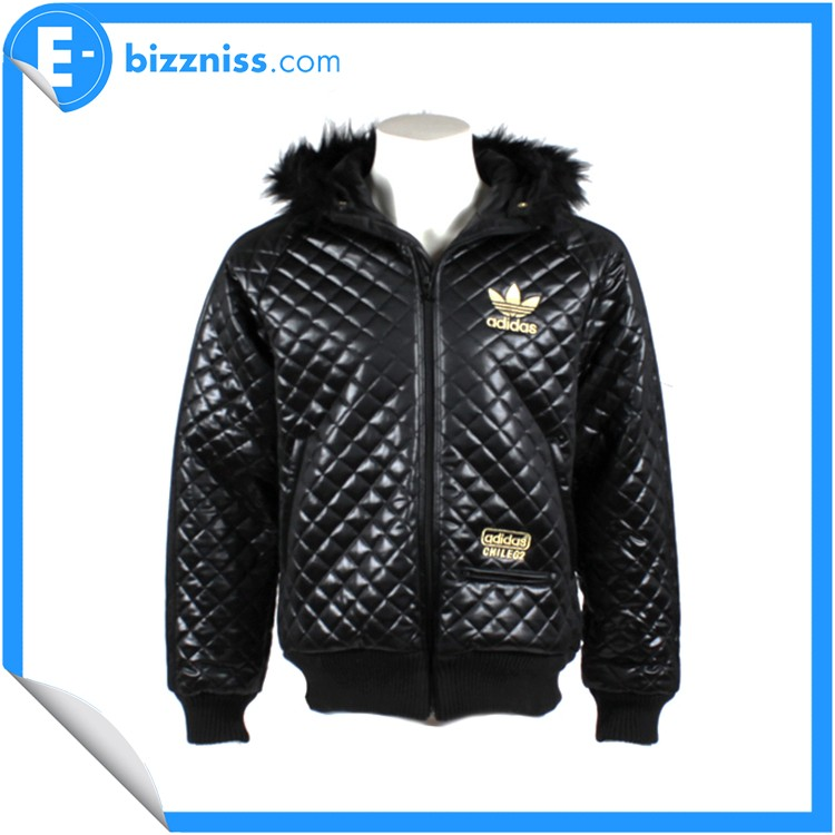 adidas chile 62 padded quilted jacke herren winterjacke. Black Bedroom Furniture Sets. Home Design Ideas